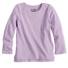 Toddler Girl Jumping Beans® High-Low Hem Tee
