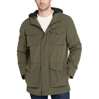 Men's Levi's® Arctic Cloth Sherpa-Lined Parka