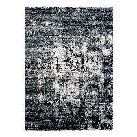 Gertmenian Micro Shaggy Halsbury Abstract Rug
