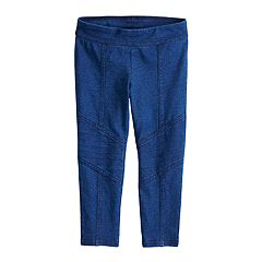 Toddler Girl Jumping Beans® Moto Jegging