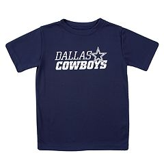 Toddler Dallas Cowboys Wordmark Tee