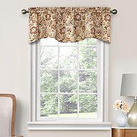 Decorative Arruda Floral Window Valance