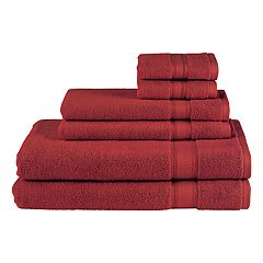 Avanti Splendor 6-piece Solid Towel Set