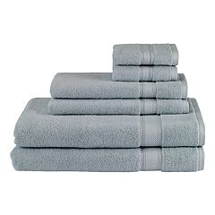 Avanti Splendor 6-piece Solid Towel Set