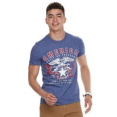 Men's America Built On Freedom Tee