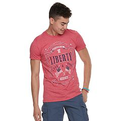 Men's 'Liberty Loud & Proud' Tee