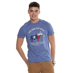 Men's Texas Long Horn Tee