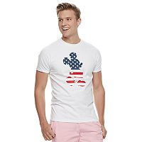 Men's Disney's Mickey Mouse American Classic Tee