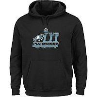 Men's Philadelphia Eagles Super Bowl LII Champions Fanfare Hoodie