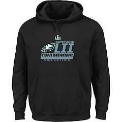 Men's Philadelphia Eagles Super Bowl LII Champions Fanfare Hoodie