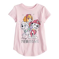 Toddler Girl Jumping Beans® 'Always Pawsome' Skye, Everest & Marshall Graphic Tee
