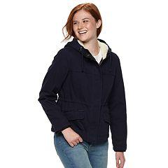 Juniors' Sebby Hooded Anorak Jacket