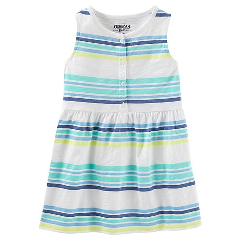 16234a5db055 Girls 4-12 OshKosh B gosh® Striped Tunip Top