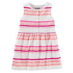 Girls 4-12 OshKosh B'gosh® Striped Tunip Top