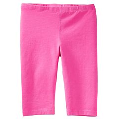 Girls 4-12 OshKosh B'gosh® Solid Capri Leggings