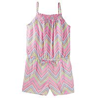 Girls 4-12 OshKosh B'gosh® Smocked Romper