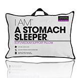 I AM a Stomach Sleeper Pillow