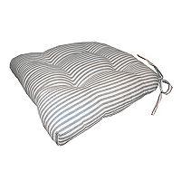 Park B. Smith Farmhouse Stripe Chairpad 2-pack