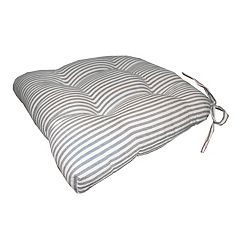 Park B. Smith Farmhouse Stripe Chairpad 2-pack