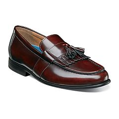 Nunn Bush Denzel Men's Moc Toe Dress Kiltie Tassel Loafer