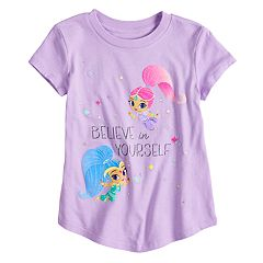 Toddler Girl Jumping Beans® Shimmer & Shine Graphic Tee