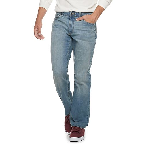 Men's Urban Pipeline™ UltraFlex Straight-Leg Jeans