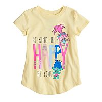Toddler Girl Jumping Beans® Dreamworks Trolls Branch & Poppy Graphic Tee