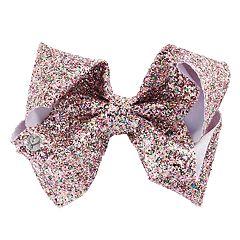 Girls 4-16 JoJo Siwa Rainbow Glitter Hair Bow