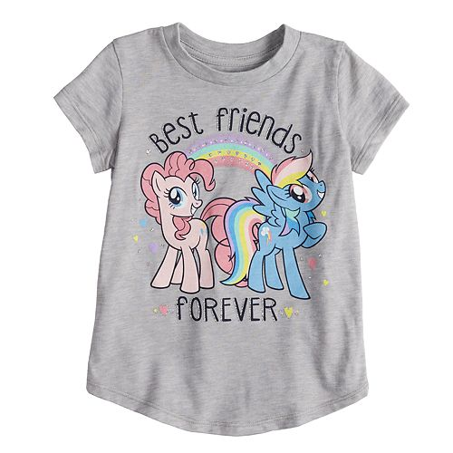 fac590f22 Toddler Girl Jumping Beans® My Little Pony Pinkie Pie & Rainbow ...