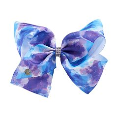 Girls 4-16 JoJo Siwa Rhinestone Watercolor Hair Bow