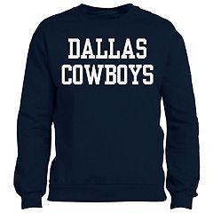 Men's Dallas Cowboys Coaches Sweatshirt