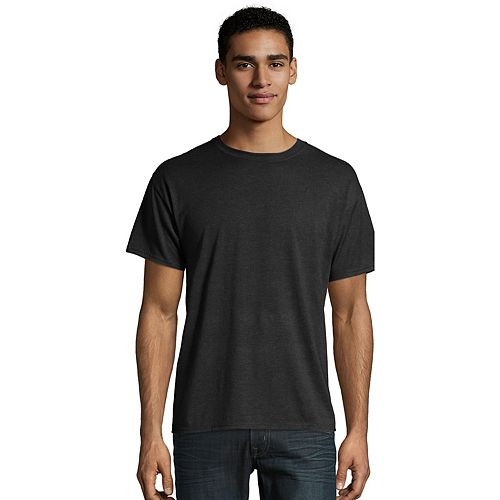 Men's Hanes Ultimate X-Temp FreshIQ Super Soft Crewneck Sleep Tee