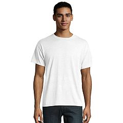 Men's Hanes Ultimate X-Temp FreshIQ Textured Slubbed Super Soft Crewneck Tee