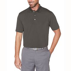 Big & Tall Grand Slam Off Course Textured Golf Polo