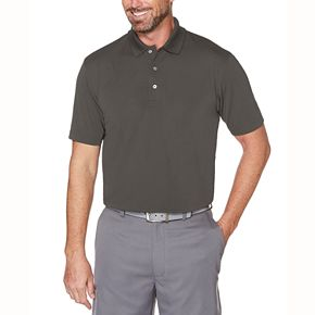 Big & Tall Grand Slam Off Course DriFlow Textured Golf Polo