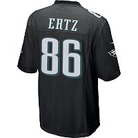 Men's Nike Philadelphia Eagles Zach Ertz Super Bowl LII Bound Jersey