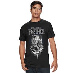 Men's Marvel Comics Black Panther Tee