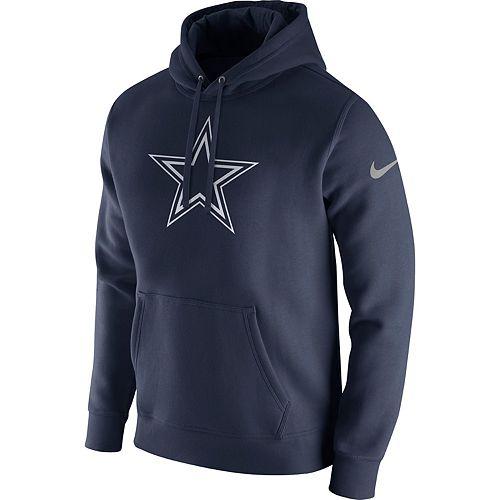 Men's Nike Dallas Cowboys Club Hoodie