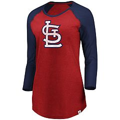 Plus Size Majestic St. Louis Cardinals Winner's Glory Tee