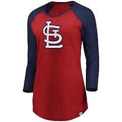 Plus Size Majestic St. Louis Cardinals Winner's Glory Tee