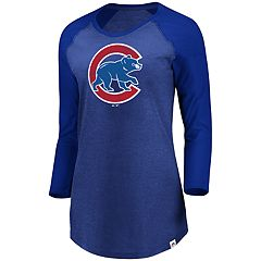 Plus Size Majestic Chicago Cubs Winner's Glory Tee