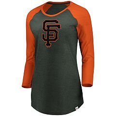 Plus Size Majestic San Francisco Giants Winner's Glory Tee
