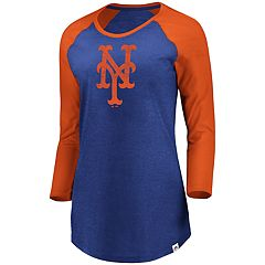 Plus Size Majestic New York Mets Winner's Glory Tee
