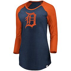 Plus Size Majestic Detroit Tigers Winner's Glory Tee