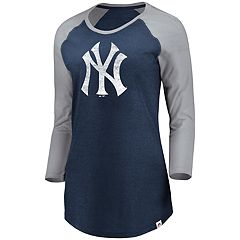 Plus Size Majestic New York Yankees Winner's Glory Tee