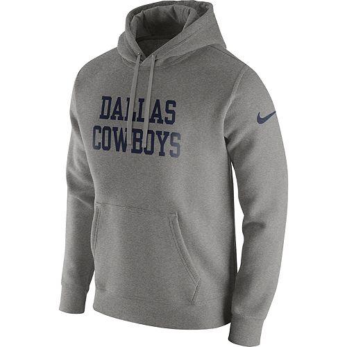 huge selection of 6b5c9 72a86 Men's Nike Dallas Cowboys Historic Club Hoodie