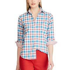 Petite Chaps No-Iron Shirt
