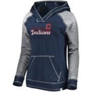 Plus Size Majestic Cleveland Indians All That Matters Hoodie
