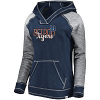 Plus Size Majestic Detroit Tigers All That Matters Hoodie
