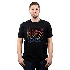 Big & Tall Fifth Sun 'NASA' Graphic Tee